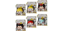Disney Tsum Tsum Lights and Sounds Plush Set Mickey, Minnie,