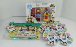 Disney Tsum Tsum Lot, Fun at the Fair Playset,Blind Walmart