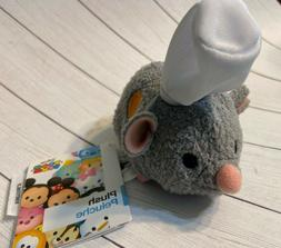"Disney Tsum Tsum Stack Mini Plush 3.5"" Ratatouille Remy US S"
