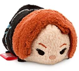 "DISNEY STORE TSUM 3.5"" MINI MARVEL SERIES BLACK WIDOW THE AV"