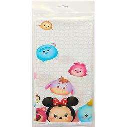 "96"" x 54"" Disney Tsum Tsum Birthday Party Disposable Plastic"