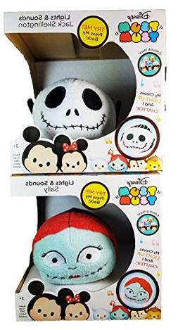 Disney Tsum Tsum Lights & Sounds Jack Skellington and Sally