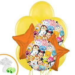 BirthdayExpress Disney Tsum Tsum Party Supplies Balloon Bouq