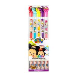 Disney Tsum Tsum Colored Smencils 5-Pack of Scented Coloring