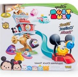 Disney Tsum Tsum Squishies Large Clock Tower Playset by Tsum