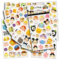 Disney Tsum Tsum Stickers Pack Featuring Tsum Tsum Character