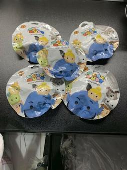 Disney Tsum Tsum Blind/Mystery Packs Lot of 5 Series 3 New &