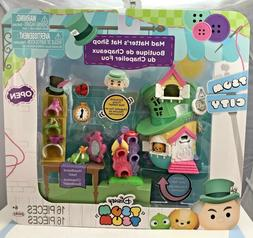 Disney Tsum Tsum - Mad Hatter's Hat Shop Story Pack Playset