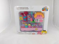 Disney Tsum Tsum Down the Rabbit Hole Story Pack Playset New