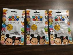 Disney Tsum Tsum Erasers Blind Bag Includes 3 Erasers each P