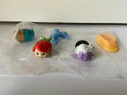 Disney Tsum Tsum Little Mermaid Lot Mystery Figures Ursula K