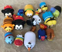 DISNEY TSUM TSUM MINI VINYL STACK 'EM COLLECTIBLES- SERIES 1