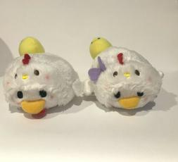 Disney Tsum Tsum plush Year Of Rooster 2017 Donald and Daisy