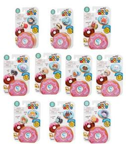 Disney Tsum Tsum Series 11 3-Pack Complete Set of 10 Jack Ja