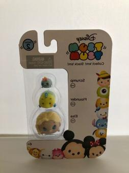 Disney Tsum Tsum Series 2 Alice Flounder Scrump Small Medium
