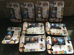 DISNEY TSUM TSUM SERIES 3 and SERIES 5 SEALED LOT OF x9