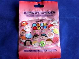 Disney* TSUM TSUM * Series 4 * New & Sealed * 5-pin Collecti