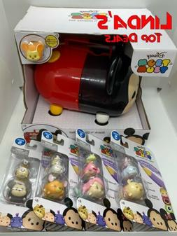 Disney Tsum Tsum Series 5 Starter Kit 5 Pcs Include