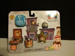Disney Tsum Tsum Series 7 Woodys Round Up Playset
