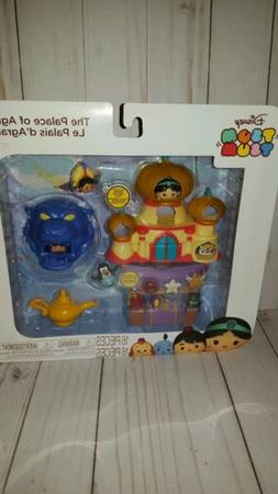 Disney Tsum Tsum The Palace Of Agrabah Aladdin Jasmine Jafar