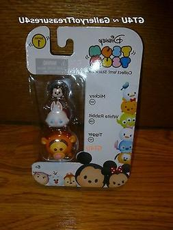 Disney Vinyl Tsum Tsum SERIES 1 Mickey Mouse 101 White Rabbi