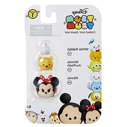 Tsum Tsum 3-Pack Figures: Minnie/Pooh/White Rabbit