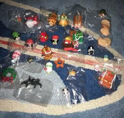 Huge Lot Tsum Tsum Figures And Miscellaneous Accessories