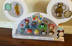 Jakks Disney Tsum Tsum 24 piece Set Exclusive Gold figures M