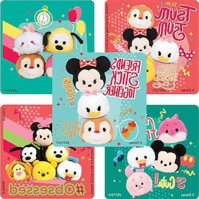 15 Disney Tsum Tsum Stickers Party Favors  Teacher Supply