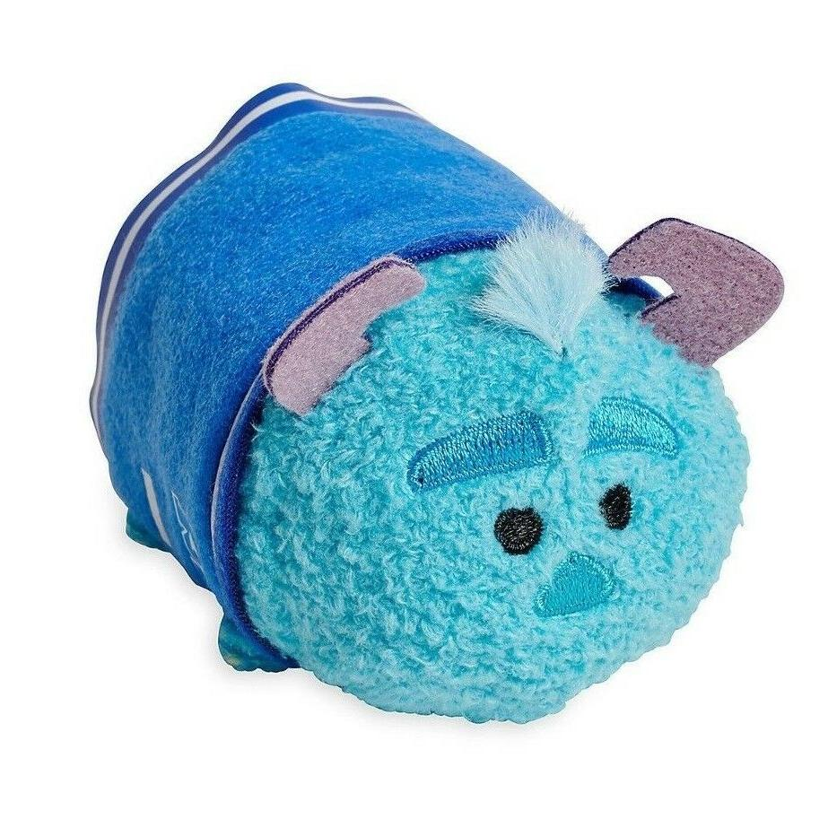 2018 Disney Pixar Monsters University Sulley Tsum Tsum Plush