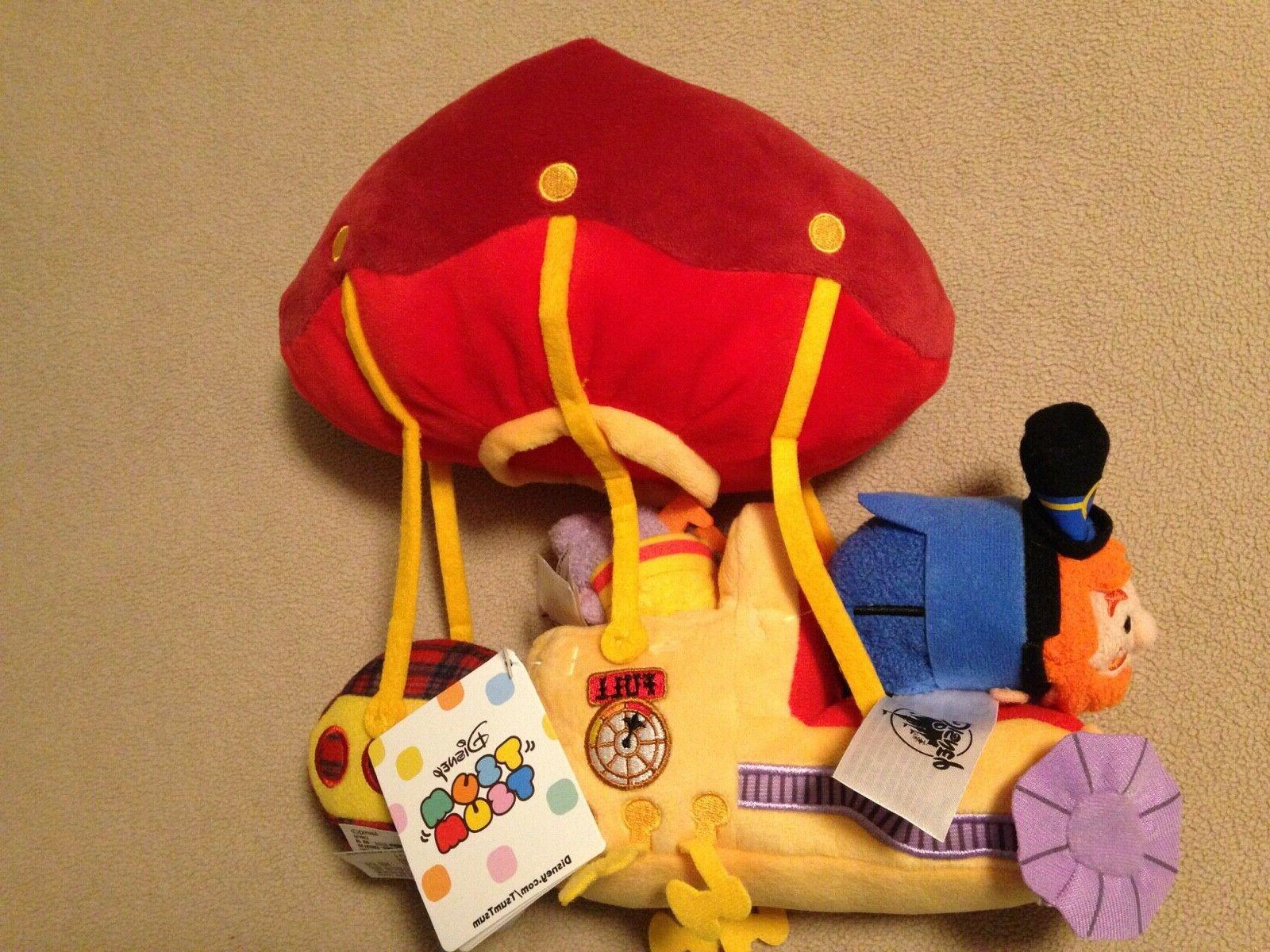 2018 parks figment and dreamfinder tsum tsum