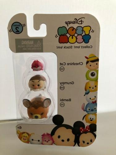 8 DIFFERENT Disney 3 PACK SERIES mickey doll