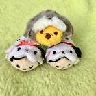 Disney Japan Tsum Tsum 2018 New Year of Dog Mickey & Minnie