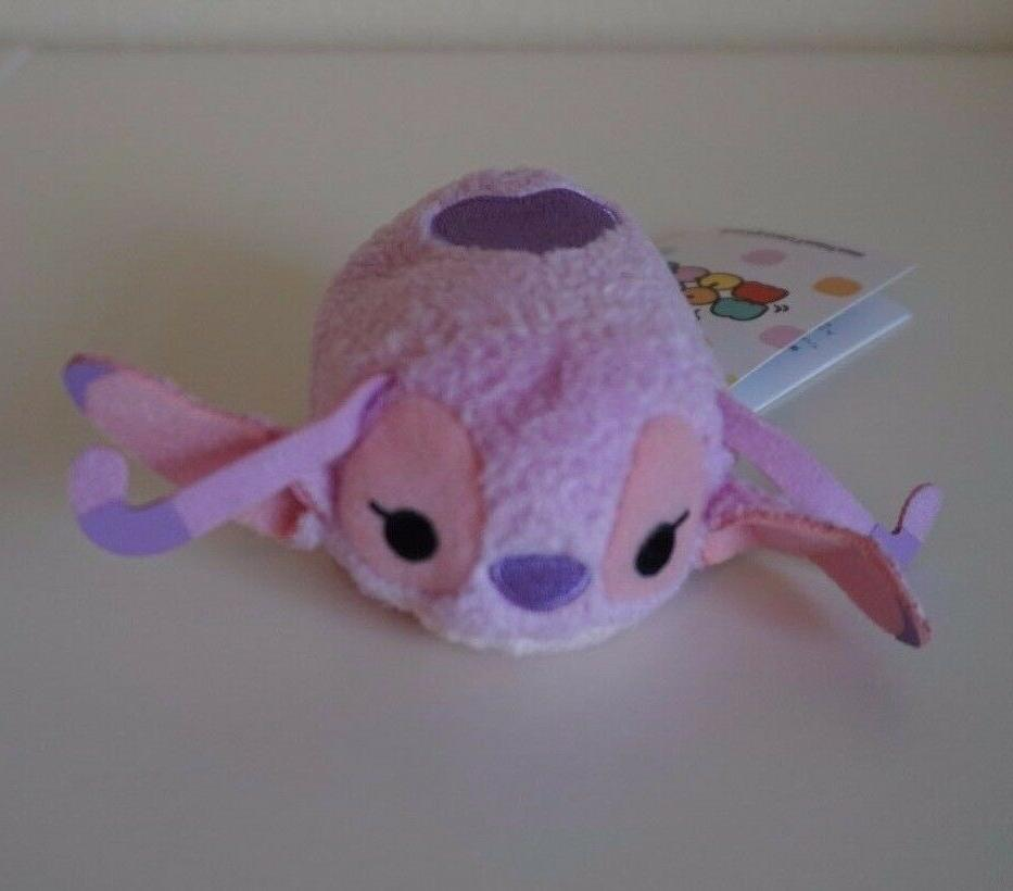 Disney Parks Exclusive Angel Tsum Tsum Lilo & Stitch NWT RAR