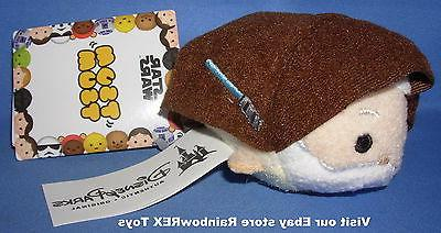 Disney Parks OBI-WAN KENOBI Star Wars Tsum Tsum Plush Mini 3