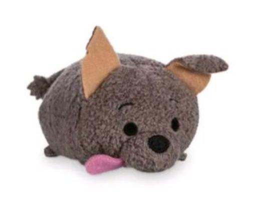 Disney Tsum Tsum Coco Dante Dog Mini Plush