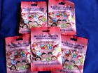 Disney * TSUM TSUM SERIES #4 * 5 PACKS * NEW 5-pin Collectib