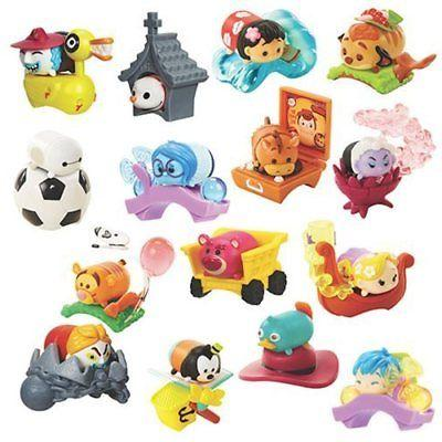 Disney Tsum-Tsum BMB Mystery Pack figure Wave 4 lot of 4 NBX
