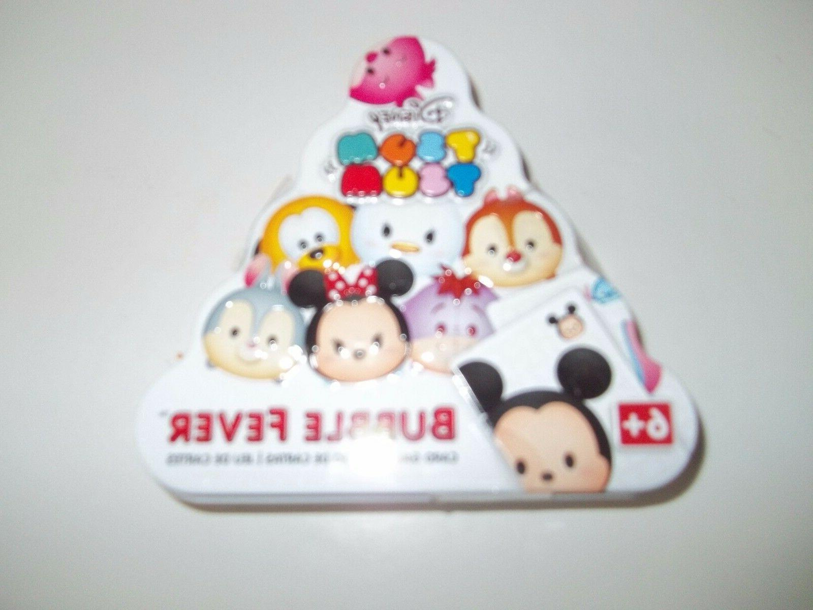 Disney Tsum Tsum Bubble Fever Card Game