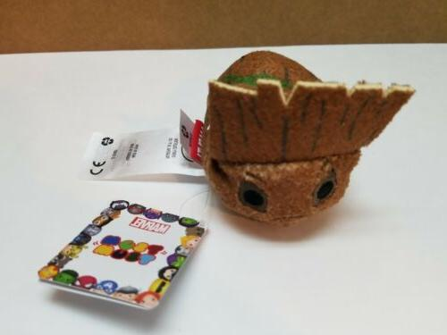 Disney Tsum Tsum Marvel Guardians Of The Galaxy Groot Authen