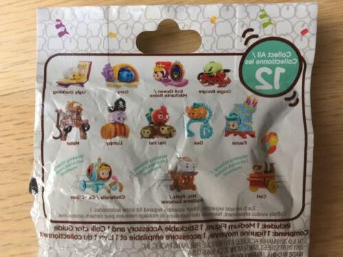 Disney Tsum 10* Pack Complete 12