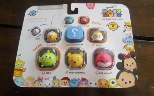 Disney Tsum Tsum Series 2 Style 1 Figures 9 Pack NEW Collect