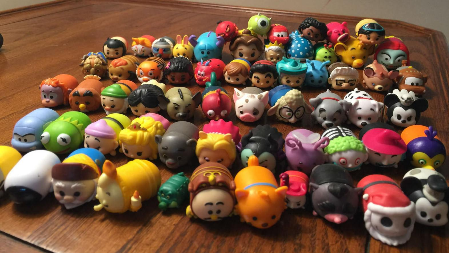 Disney Tsum * 5 6 7 11 12 YOU CHOOSE -