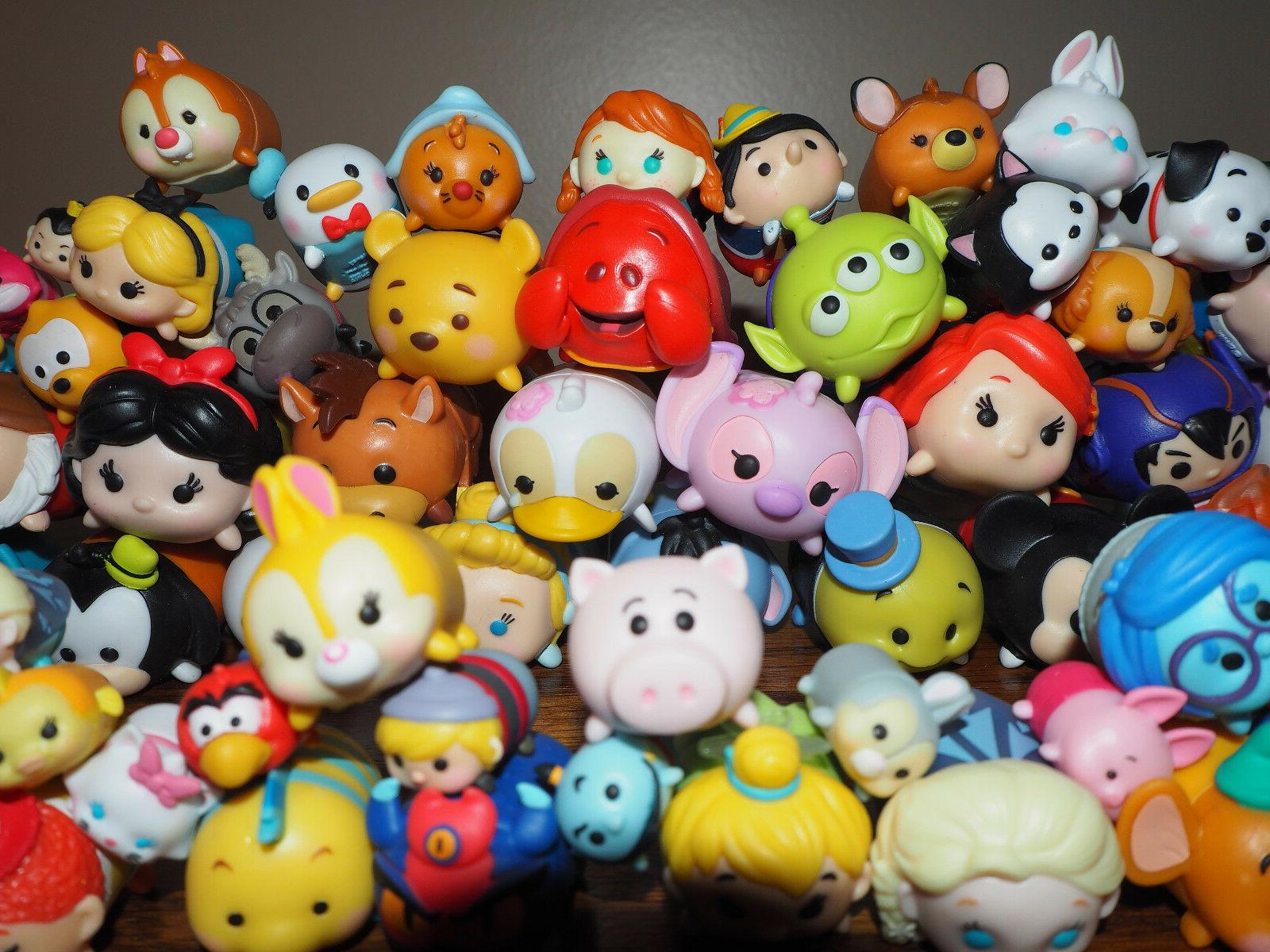 Disney Vinyl Tsum Tsum LOT S/M/L YOU CHOOSE PICK ONE Series