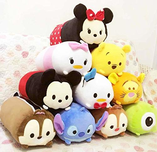 Finex of and Mouse Tsum Tsum Stackable