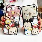 Minnie Mouse Mickey Disney Tsum Hard PC Case Cover for iPhon
