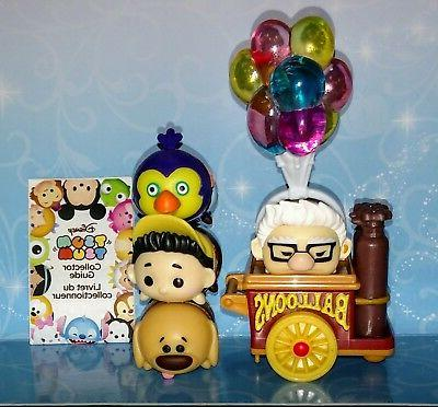 UP CARL Russell Dug  Kevin Tsum Tsum Mystery Balloons Stack