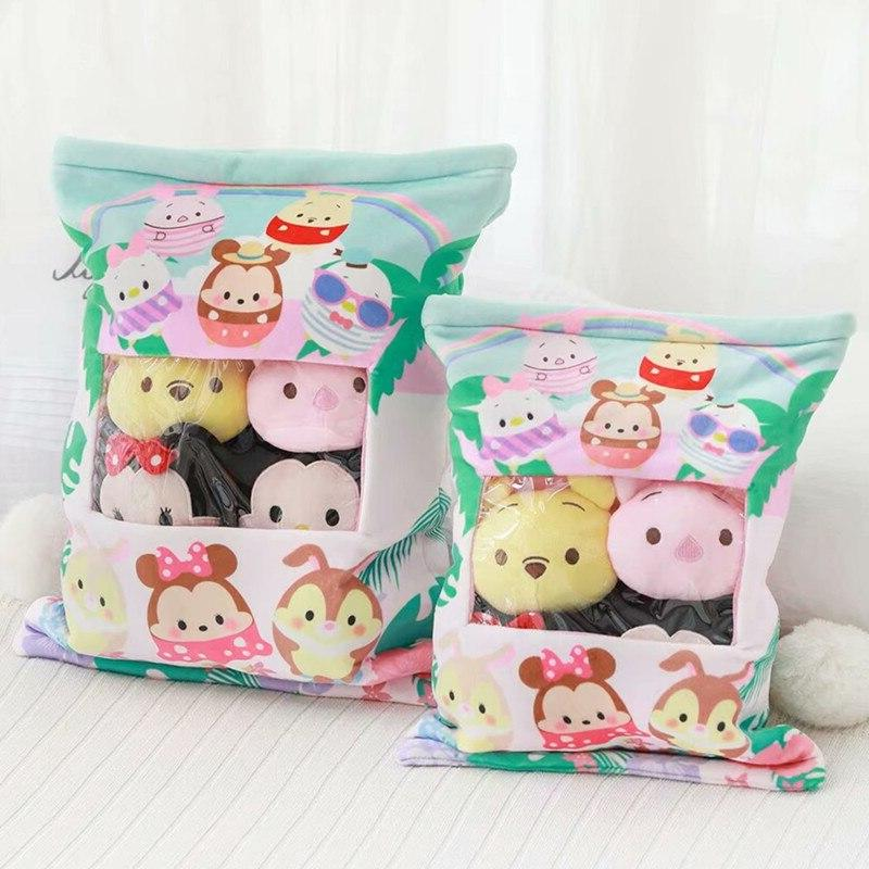 A large bag of Soft <font><b>TSUM</b></font> Plush Doll Gift