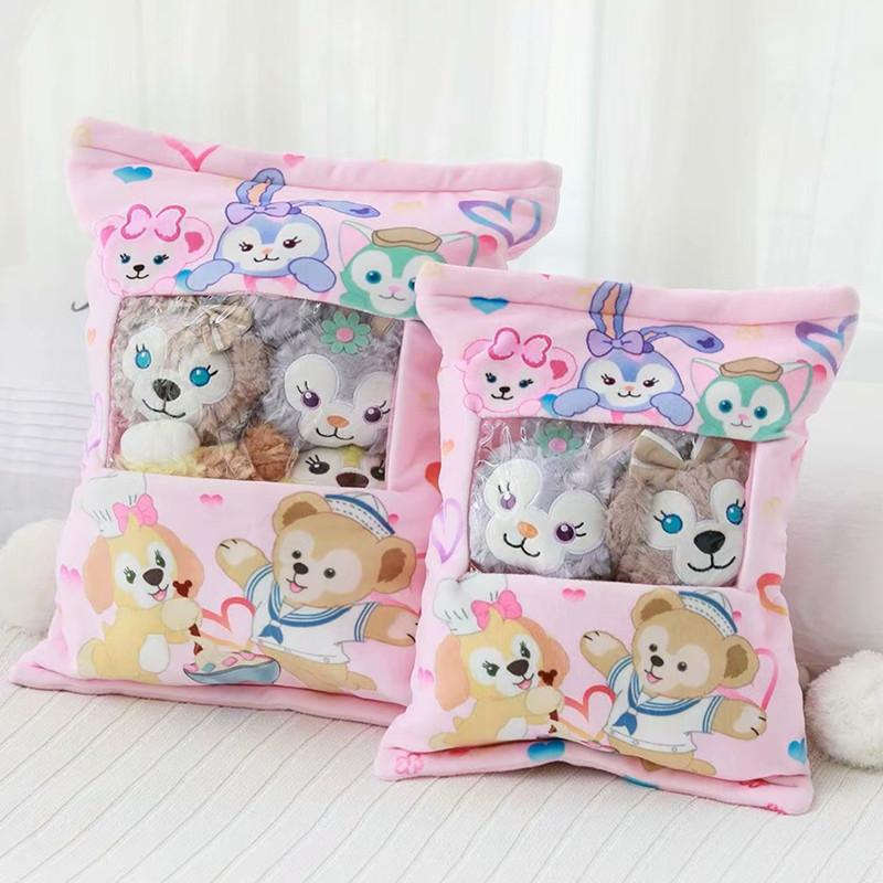 A Soft <font><b>TSUM</b></font> Cartoon Doll Girl Kids Gift