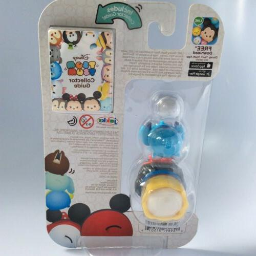 Disney Tsum Tsum Pack Baymax Stitch White Series Collectors Guide